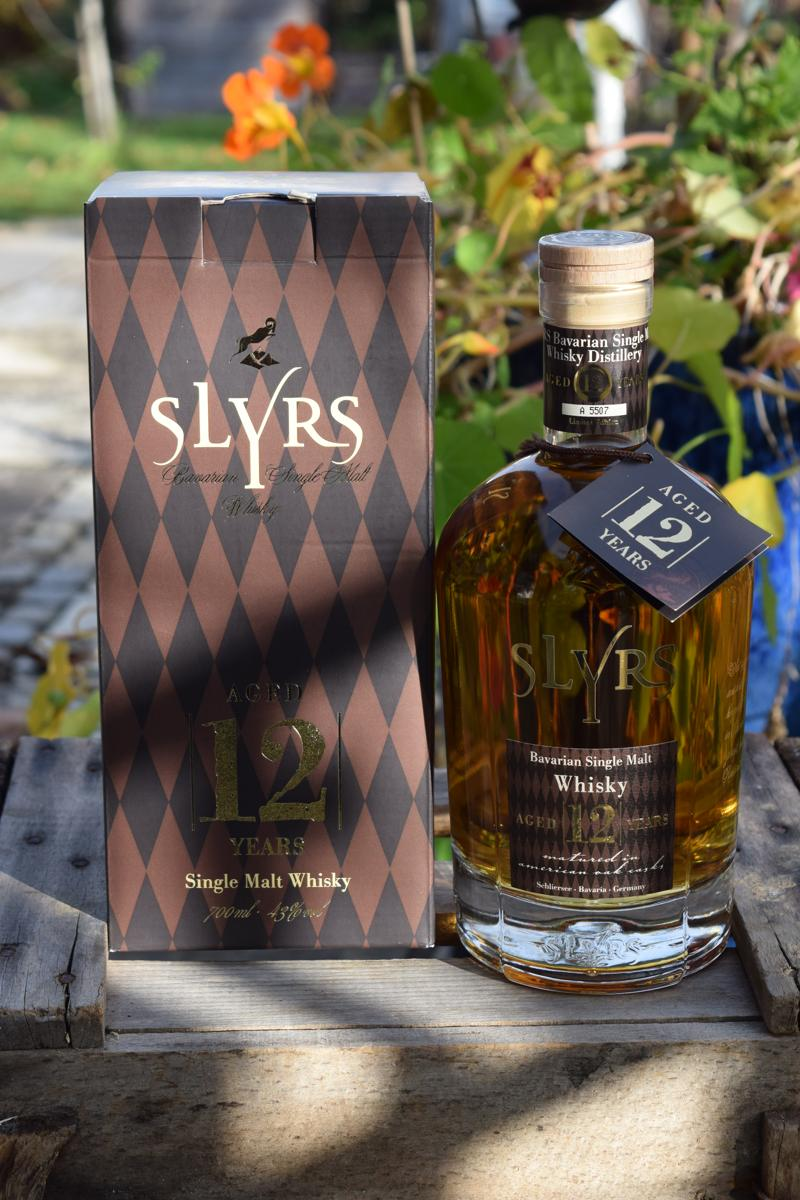 Slyrs Bavarian Single Malt Whisky 12 years old