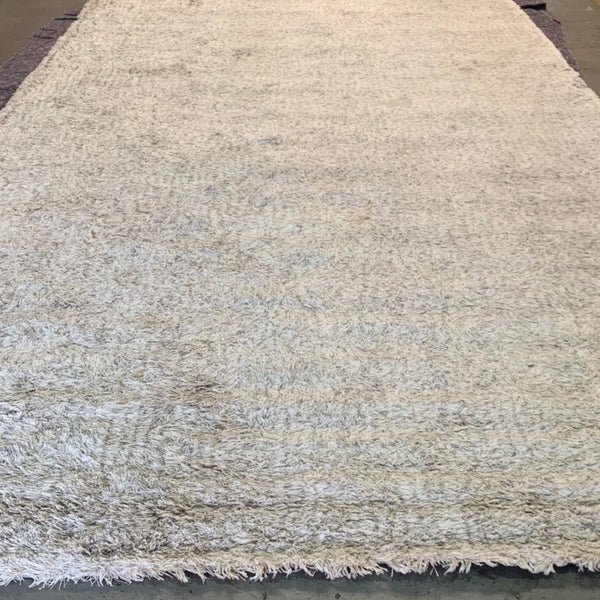 Hand Tufted Pure Linen Rug-Rugs & Carpets-Kasthall Fogg-LOT.co.uk