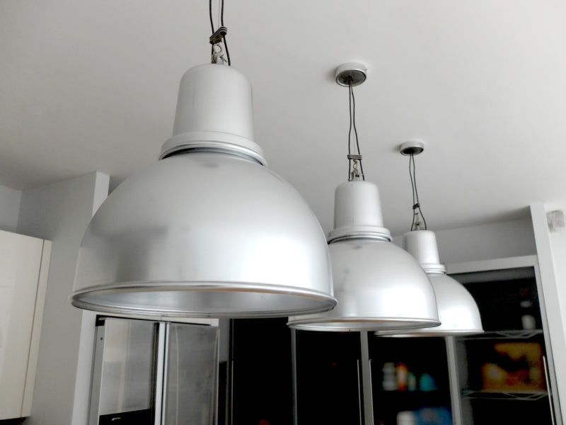 Set Of 3 Boffi Naviglio Pendant Lamps-Lighting-Piero Lissoni-LOT.co.uk