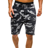Fashion Men's Summer Casual Camouflage Shorts