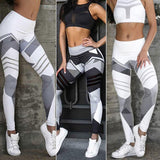 Legging Fit Geodesign