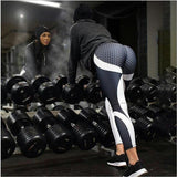 Carbone Effect Leggings