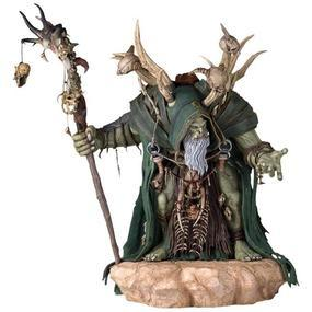 Warcraft The Beginning Statua Replica in Scala Gul'Dan 46 cm (3948323733601)