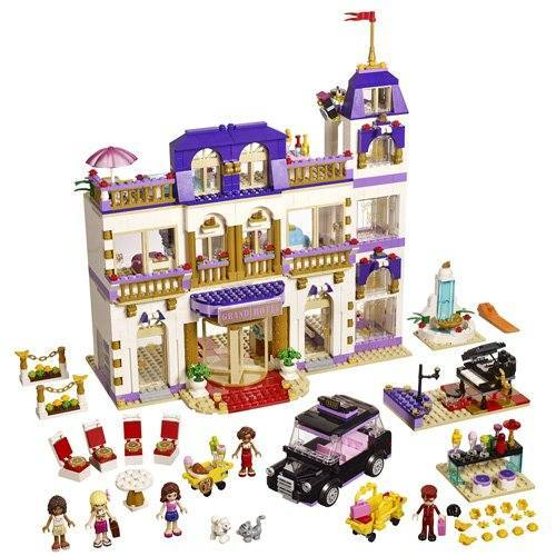 LEGO FRIENDS 41101 IL GRAND HOTEL DI HEARTLAKE (3948188336225)