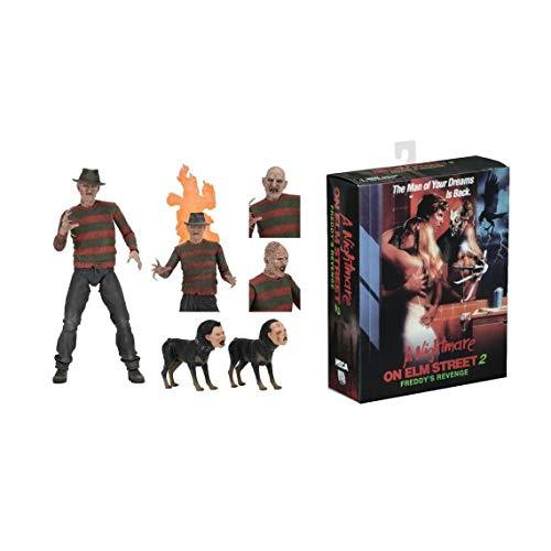 Freddy Krueger Ultimate Action Figure Nightmare on Elm Street 2 Vendetta  18 cm NECA (3948441534561)
