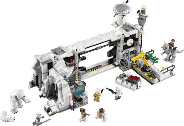 LEGO STAR WARS 75098 ASSAULT ON HOTH - ASSALTO SU HOTH (3948196331617)