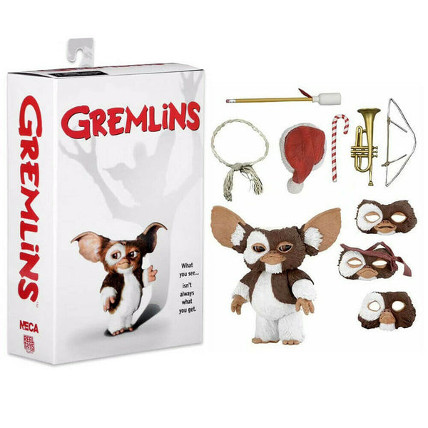Gizmo Gremlins Ultimate action Figure gizmo 12cm NECA