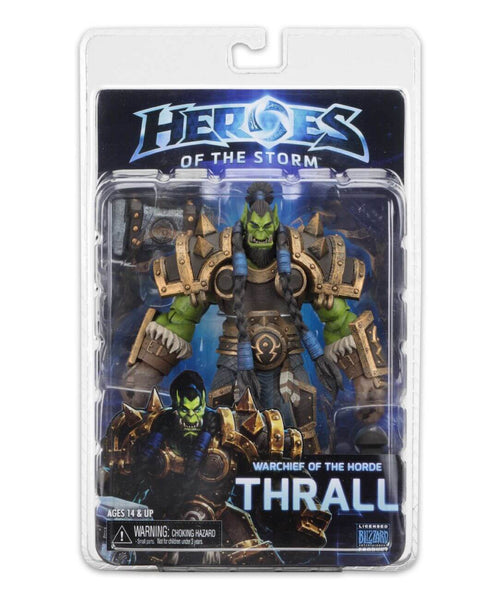 Thrall Heroes of the Storm Action Figure 18 cm NECA 45412