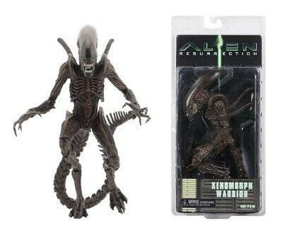 Warrior Alien Action Figure Serie 14 NECA 51651 #Scegli Personaggio_Warrior Alien (3948064342113)