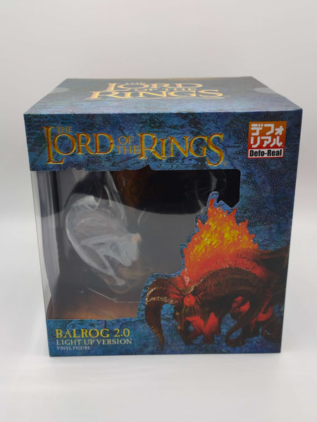 Balrog  Lord of the Rings Defo-Real Series Soft Vinyl Light-Up Figure 15 cm