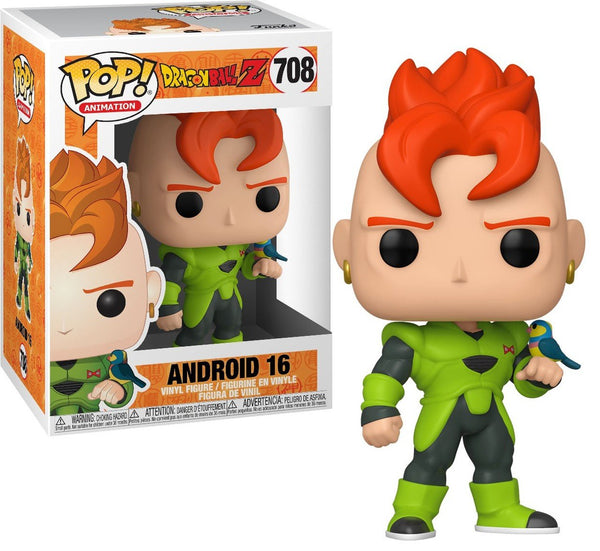 C-16 Android Dragon Ball Z Funko POP 9 cm - 708