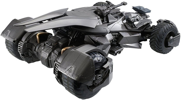 Batmobile Radiocomandata RC Justice League Batman Scala 1:10 65cm con Personaggio (3948337758305)