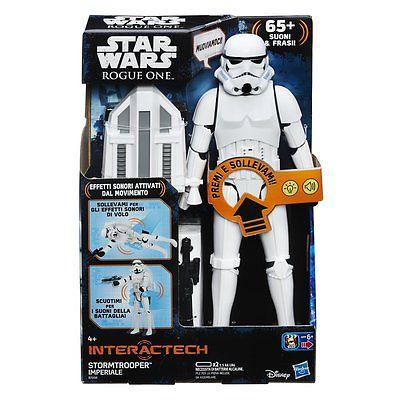 STAR WARS R1 CLONE PERSONAGGIO INTERATTIVO ROGUE ONE CON 65 FRASI HASBRO (3948204720225)