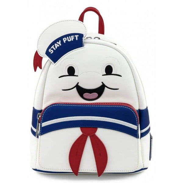 Ghostbusters by Loungefly Backpack Stay Puft Marshmallow Man