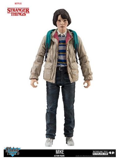 Mike Action Figure Stranger Things   NETFLIX 15 cm (3948473319521)
