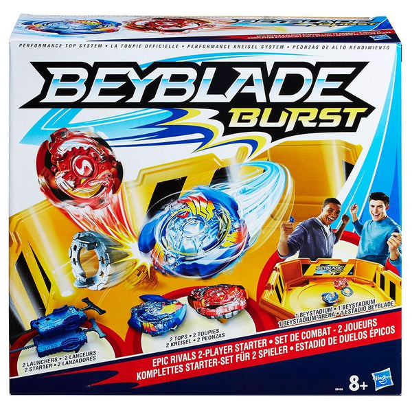 BEYBLADE BURST SET BATTAGLIE EPIC BATTLE HASBRO (3948263932001)