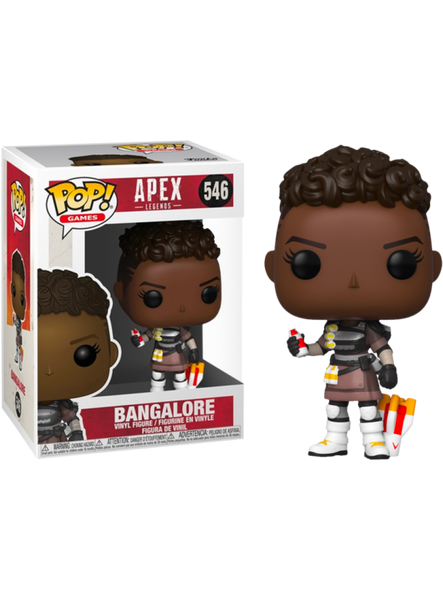 Bangalore Apex Legends Funko POP 9 cm - 546