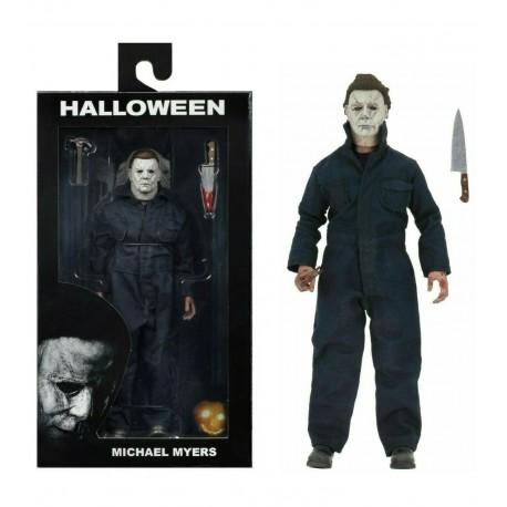 Michael Myers 20cm Retro Action Figure Halloween 2018 NECA 60689