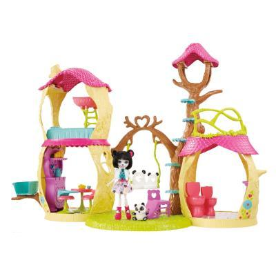ENCHANTIMALS PLAYSET CASA SULL'ALBERO MATTEL FNM92 (3948255903841)