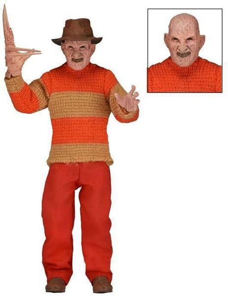 Freddy Krueger Action Figures Personaggio 20cm NECA (3948323373153)