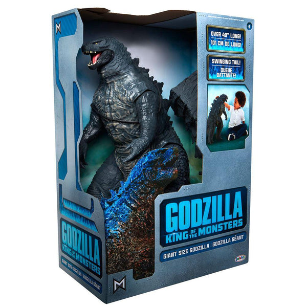 Godzilla Action Figure  Gigante  61 cm King of the Monsters Il Re dei Mostri Jakks Pacific (3948408406113)
