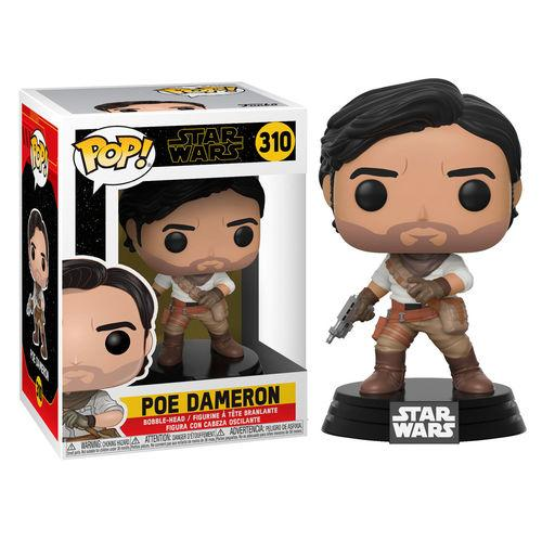 Poe Dameron Star Wars Episode IX Funko POP 9 cm 310
