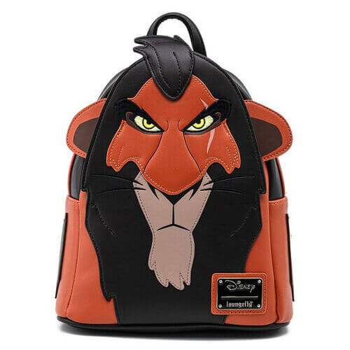 Disney by Loungefly Backpack The Lion King Scar Cosplay
