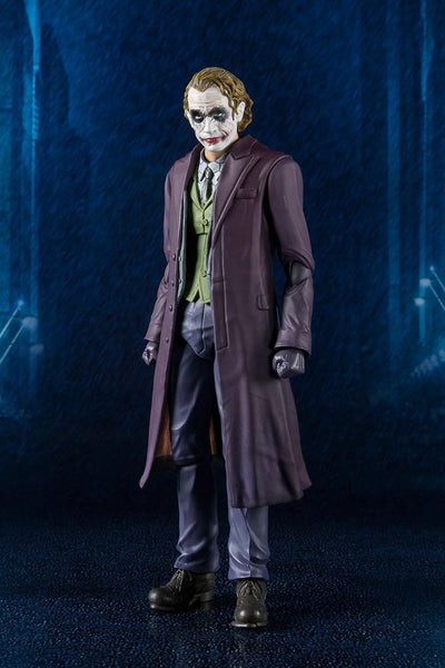 Joker Figuarts Dark Knight il Cavaliere Oscuro Batman Action Figures Bandai (3948381569121)