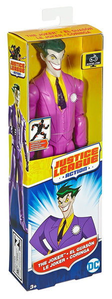 JOKER ACTION FIGURES 30CM JUSTICE LEAGUE MATTEL (3948192235617)