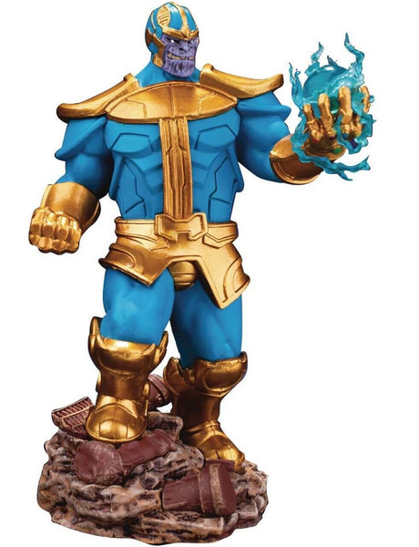 Thanos D-Stage Diorama Marvel Comic Version Beast Kingdom 15cm