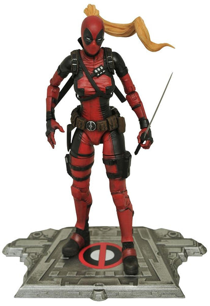 Lady Deadpool Action Figures Diamon Select (3948334186593)