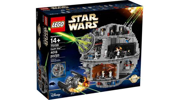 LEGO STAR WARS 75159 DEATH STAR ULTIMATE COLLECTORS SERIES (3948196167777)