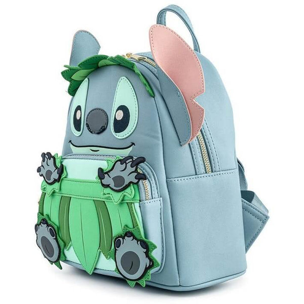 Disney by Loungefly Backpack Lilo & Stitch Luau Cosplay