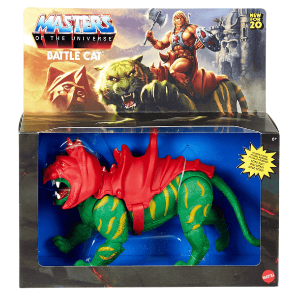 Battle Cat Masters of the Universe Origins Action Figure 2020  14 cm