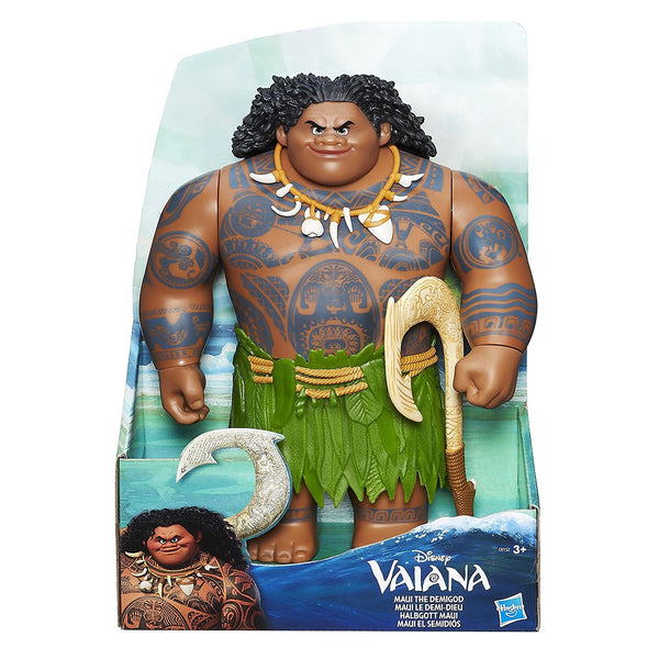 VAIANA IL SEMIDIO MAUI PERSONAGGIO ACTION FIGURES DISNEY HASBRO (3948207112289)