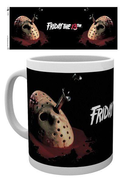Venerdi 13 Friday the 13th Mug Tazza da Colazione in Ceramica Jason (3948403654753)