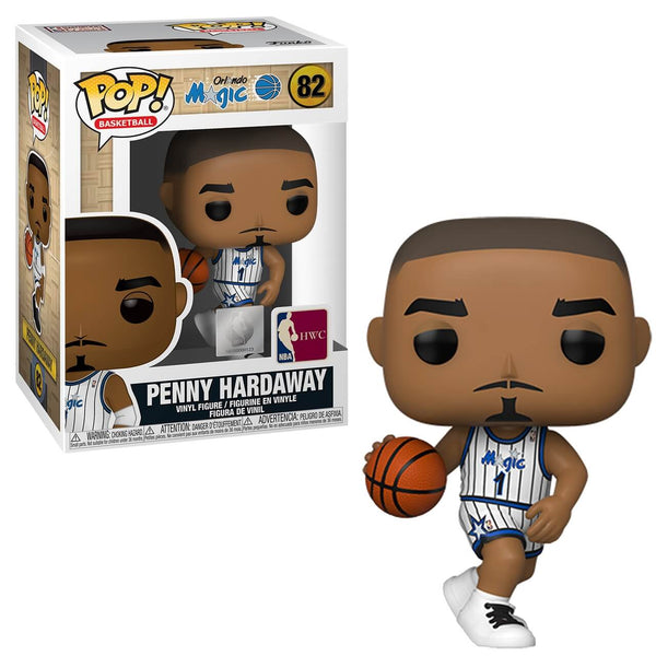Penny Hardaway (Magic home) NBA Legends POP! Sports Vinyl Figure  9 cm - 82