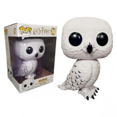 Edvige Civetta Harry Potter Super Sized Funko POP Hedwig 25 cm 70 (4295190741089)