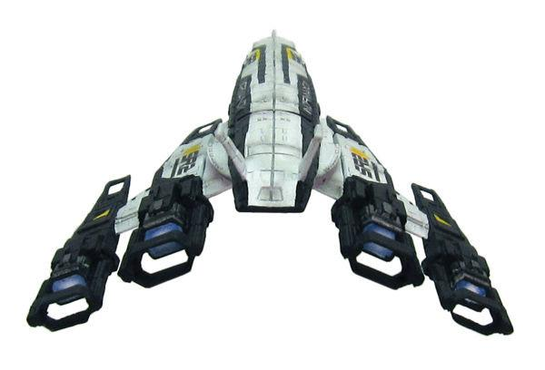 Replica Cerberus Normandy SR-2 15cm Mass Effect Dark Horse (3948406866017)
