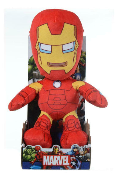 Iron Man Peluche 25cm Marvel Comics Avengers (3948471124065)