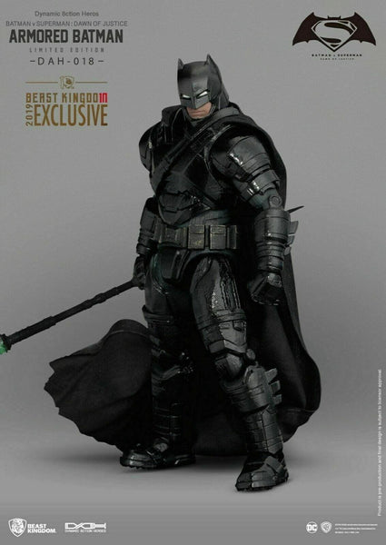 Armored Batman vs Superman Dynamic 8ction  Action Figure 1/9 SDCC 2019 Exclusive 20cm (4339053822049)