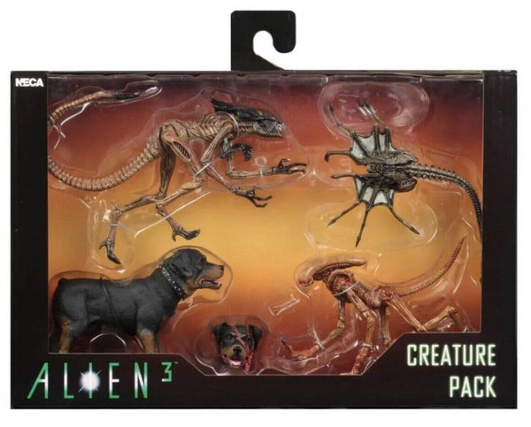 Alien 3 Creature Accessory Pack per Action Figures NECA Creature 51631 (3948446679137)