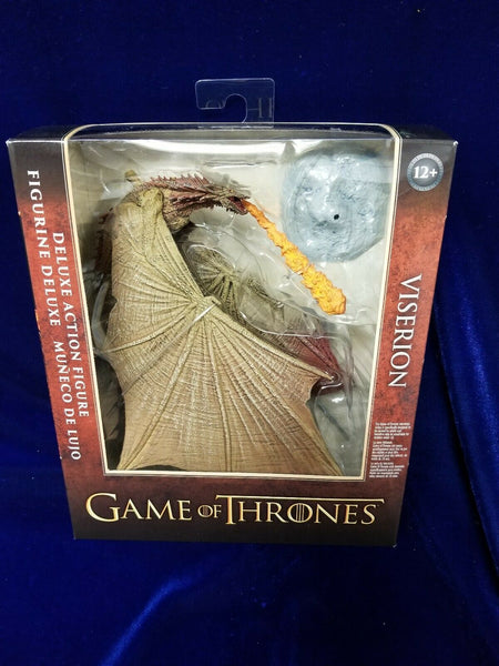 Viserion Drago Ghiaccio Versione 2 Game of Thrones il Trono di Spade  Action Figures 18cm McFarlane