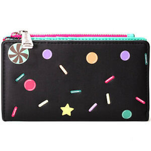 Disney by Loungefly Wallet Wreck-It-Ralph Vanellope Portafogli