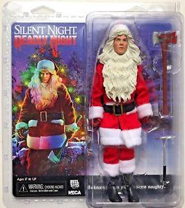 Billy Chapman Action Figure 20cm Silent Night, Deadly Night Retro NECA 56051 (3948447301729)