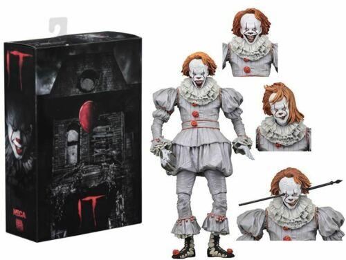 Stephen King's It 2017 Action Figure Ultimate Pennywise Well House 18cm NECA (3948444483681)