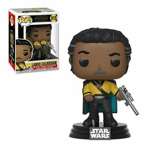 Lando Calrissian Star Wars Episode IX Funko POP 9 cm 313