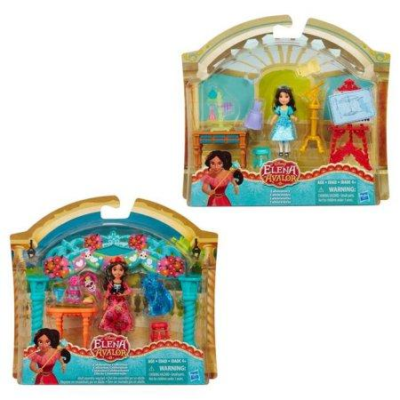 ELENA DI AVALOR SMALL DOLL PLAYSET MINI AMBIENTAZIONI HASBRO (3948271566945)