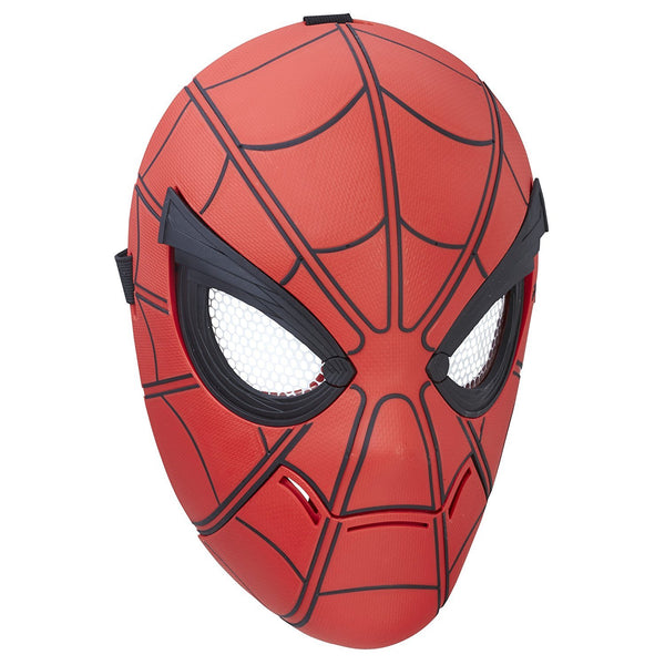 SPIDERMAN HOMECOMING MASCHERA DELUXE VISTA DA RAGNO MACHERA BAMBINO HASBRO (3948243353697)