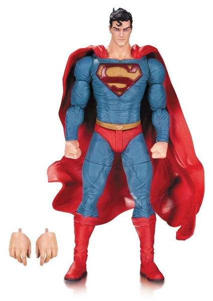Superman Action Figures DC Comics Designer Series Lee Bermejo (3948397166689)